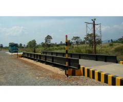 Weighbridge for dumper weighing in Uganda