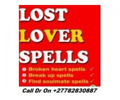 Bring Back Lost Lovers +27782830887