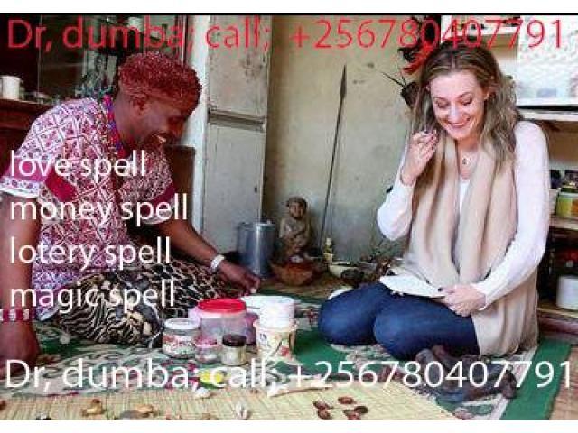 Genuine traditional healer Uganda +256780407791
