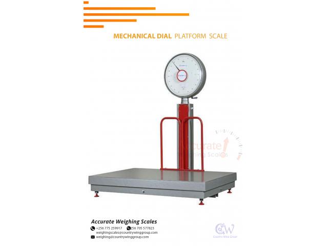 Mechanical dial scales in stock Kampala Uganda