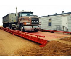 Weighbridge & Vehicle Weighing Scales