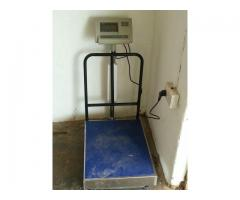 Digital weighing scales Electronics