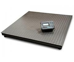 Electronic floor weighing scale bench scales