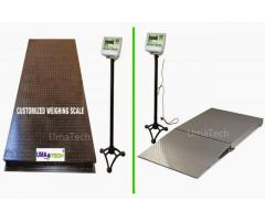 Digital weighing scales Electronics Platform