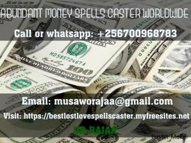 Authentic Money Spells in Uganda +256700968783