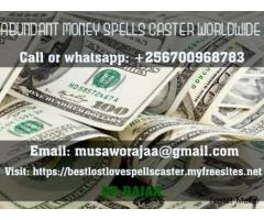 Authentic Money Spells in Uganda +256700968783