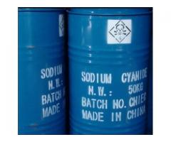 Sodium Cyanide For Sale in Uganda +256785107379