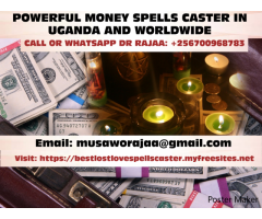 Ritual Money Spells in Uganda