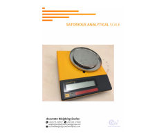 Suppliers of Sartorius analytical scale in  Uganda