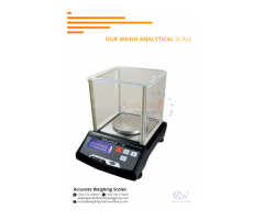 Suppliers of Weigh analytical scale in  Uganda