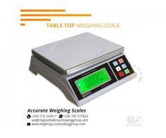 Where can I buy Table top scales in  Uganda