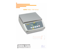 Suppliers of Kern Table top scales