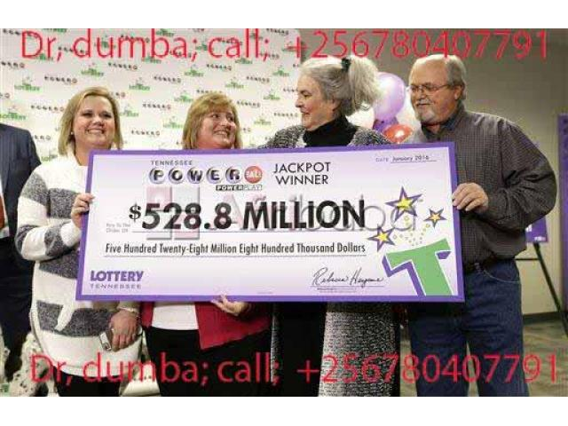 Win Lottery Jackpot with spells+256780407791#@