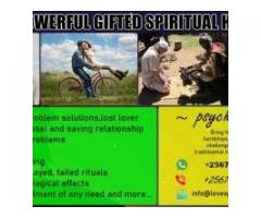 Gifted psychic spells caster  +256773520605