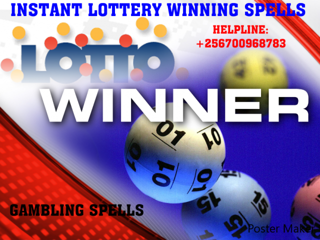 Lottery Spells in Australia Call +256700968783