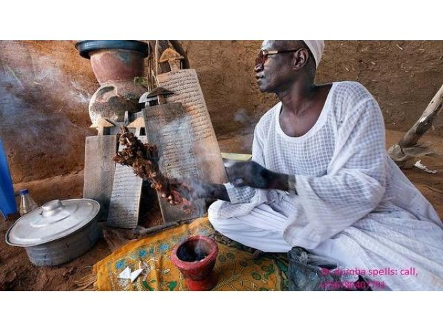 Most gifted traditional healer +256780407791