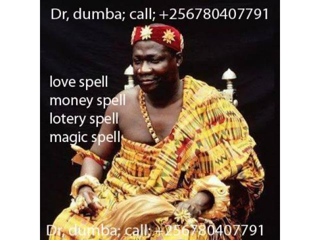 Return lost money or riches with+256780407791