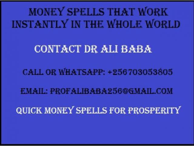 Extreme Money Spells in Uganda +256703053805