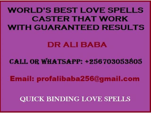 Voodoo Love Spells in Uganda +256703053805