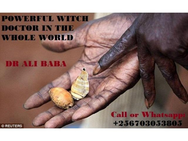 Gifted Witch Doctor in Uganda +256703053805