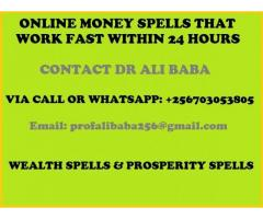 Money Spells Witch Doctor Call +256703053805