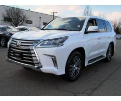 2018 Lexus Lx 570 Used $25000 For Sale