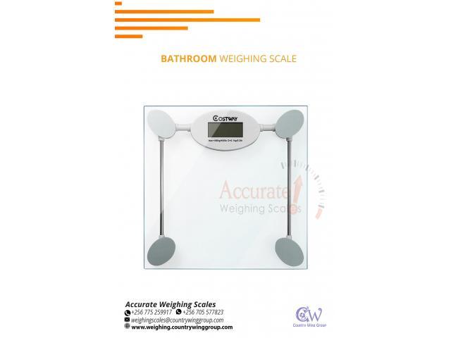 Home bathroom scales Bombo road