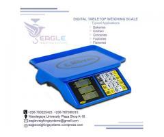 Digital Industrial weighing scales in Jinja