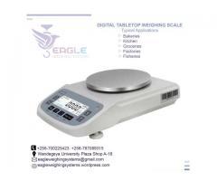 Electronic laboratory balance Scale