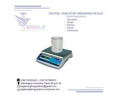 Table top scale electronic laboratory Scale