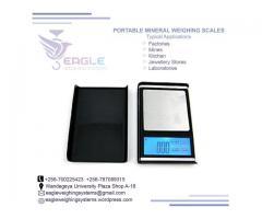LCD Electronic Balance Pocket