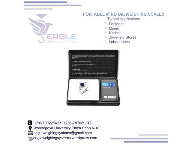 Mini Precision Digital Scale for minerals