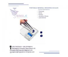 pocket digital weighing scales for minerals