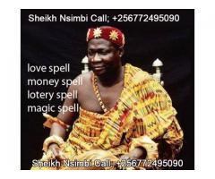 Best witchcraft doctor +256772495090